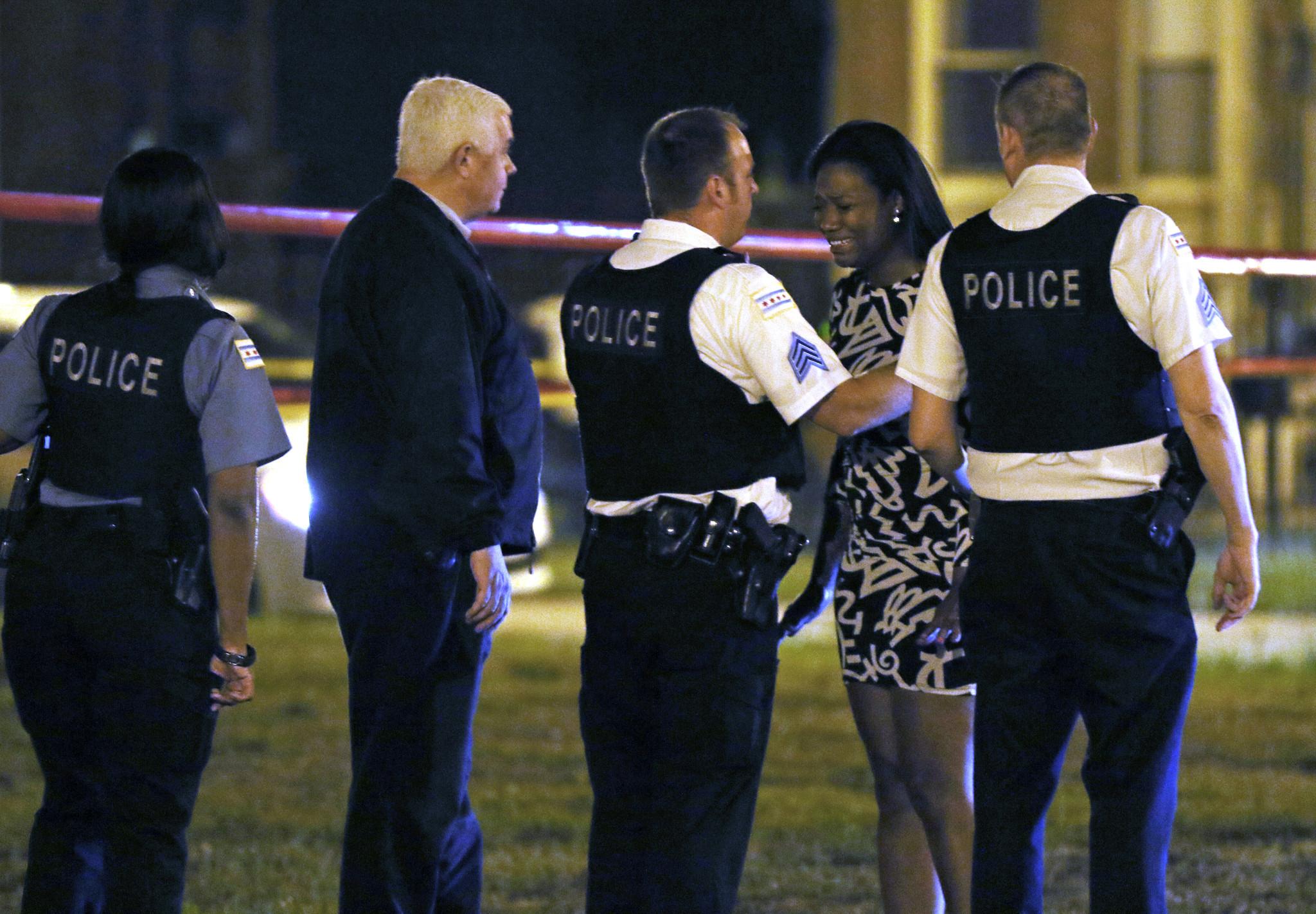 Fatal shooting in Woodlawn