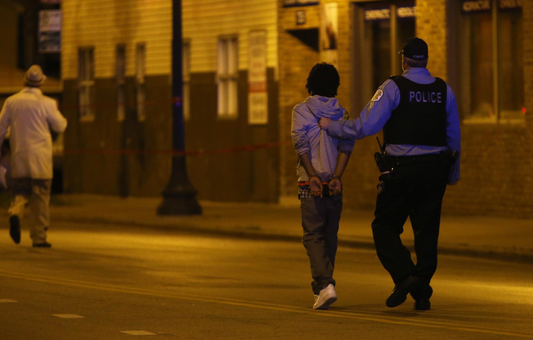 Fatal shooting, possible involvement
