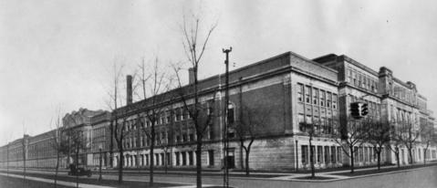 Enrollment at Morton East High School was about 8,000 students in 1930.