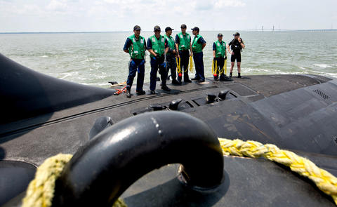 The Virginia-class submarine John Warner completed its final round of sea trials Thursday when it returned to Newport News Shipbuilding, The submarine, which is named for the retired Virginia senator, is scheduled to be commissioned Aug. 1 at Naval Station Norfolk.