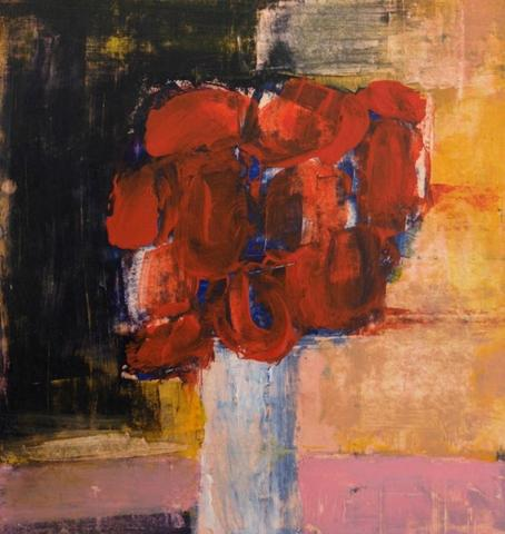 """That Various Field: Recent Paintings,"" an exhibit of florals by Janice LaMotta, will be at Brick Walk Fine Art, 322 Park Road in West Hartford, from Sept. 18, when it opens with a reception from 5 to 8 p.m., until Oct. 17. janicelamotta.com/portfolio/newwork."