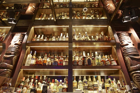 "At Lettuce, McGee, 43, has revolutionized the cocktail menus at the group's RPM Italian, Paris Club and Bub City (which features one of the best Old-Fashioneds in town) and will soon be doing the same for the forthcoming RPM Steak. But McGee's real coup in 2013 was opening the bar of his dreams: Three Dots and a Dash, a tiki bar that has brought fun, adventure and quality to downtown drinking. Why a tiki bar? ""It's escapist,"" McGee said with a smile. ""It's supposed to take you someplace else."" It has, and, just as important, it has taken Chicago to a place where beautifully crafted cocktails are firmly in the mainstream, and anything less shouldn't be tolerated. Three Dots and a Dash 435 N. Clark St., 312-610-4220, threedotschicago.com"
