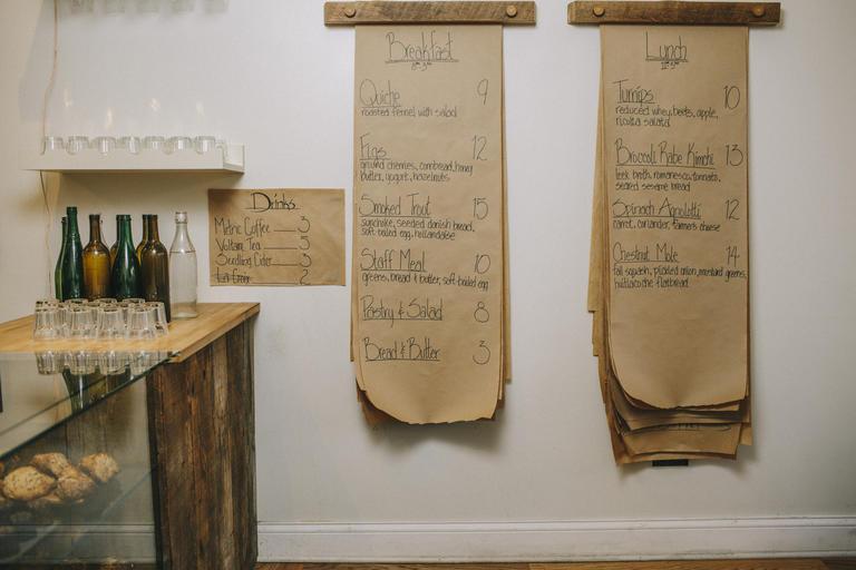 Menu at Cellar Door Provisions & Photo tour: Cellar Door Provisions -- Chicago Tribune pezcame.com