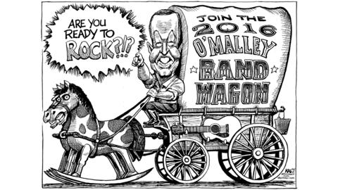 Get on the O'Malley band wagon