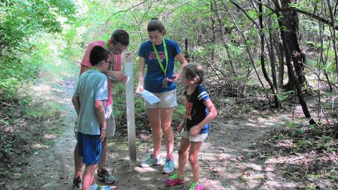 This outdoor, hands-on activity for kids 6 and up (with an adult partner) involves clues and GPS coordinates. As they hunt the grounds, junior trackers learn about the preserve's native plants and animals. All equipment is provided; just dress for the weather. Register online or by calling 630-933-7248. 10 a.m. to noon at Meacham Grove, Circle Avenue just north of Lake Street, Bloomingdale. Free. www.dupageforest.com