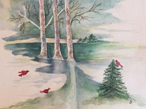 """""""In Place, In Time"""" will be the inaugural exhibit at Eastern Connecticut State University's new Art Gallery and Fine Arts Instructional Center. The show will open Jan. 14 and run until Feb. 25. The exhibit features work by Windham photographer T. Harrison Judd and the historic paintings of Windham artist J. Alden Weir."""