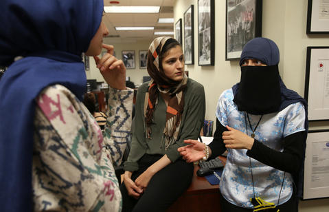 east chicago muslim Muslim americans are  25% come from the middle east-north  the gss is a project of the independent research organization norc at the university of chicago, .