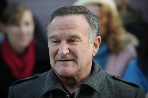 Oscar-winning actor and comic Robin Williams died August 11, 2014 of an apparent suicide. He was 63.