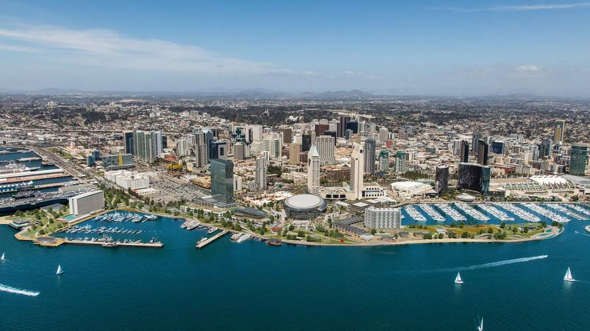 Seaport Village Makeover Hotels Towers Beaches And More