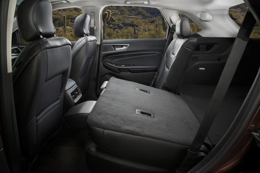 The   Back Seats Fold Not Flat To Expand Space With A Flip Of The Switches And Have An Armstrong Manual Return