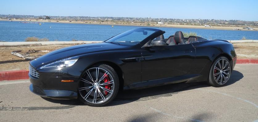 aston martin db9 volante carbon edition grand tourer the. Black Bedroom Furniture Sets. Home Design Ideas