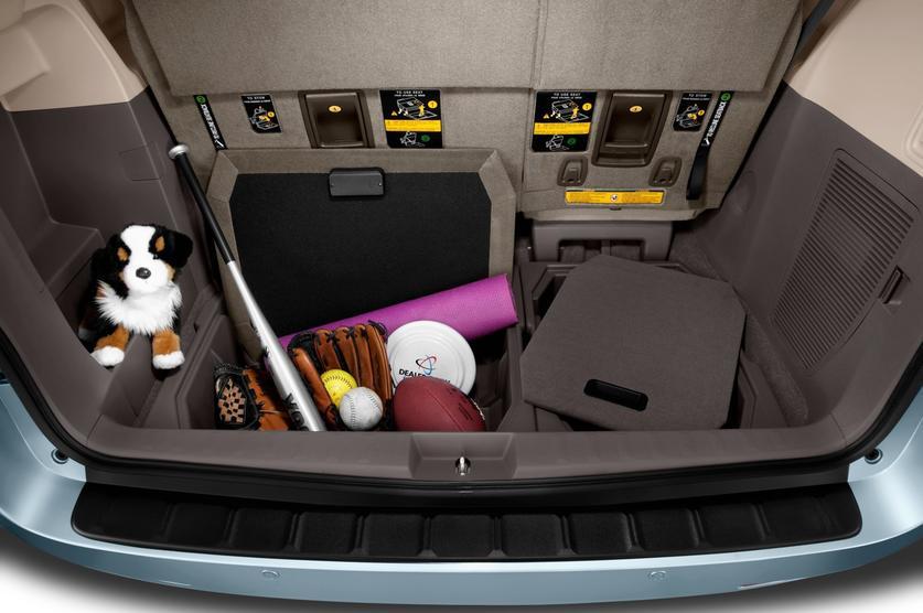 2015 Updates Keep Toyota Sienna Minivan Competitive The