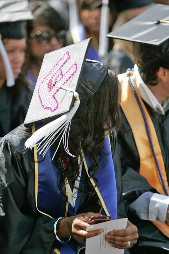 New Lives Starting For College Graduates The San Diego Union Tribune