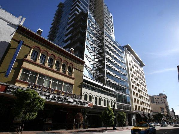 The Se Hotel Along With House Of Blues Has Been Sold To Kimpton Hotels For 49 Million Ut File Photo