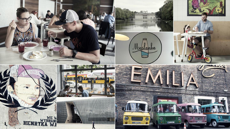 В Варшаве возрождается традиция молочных баров
