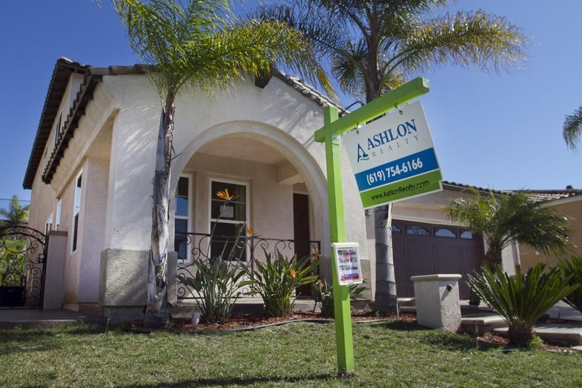 real estate values in san diego Home prices up in san diego - san diego, ca - prices in only two of the 20 large real estate markets covered in the indices rose faster over the past year.