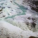 Icy terrain