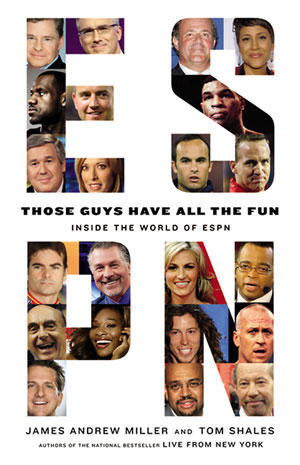 """ESPN:Those Guys have all the Fun"""