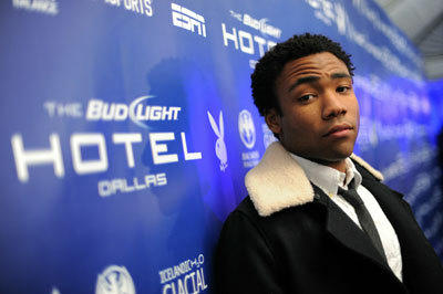 Donald Glover will appear at UMBC on Oct. 15 as his rapper alter-ego, Childish Gambino