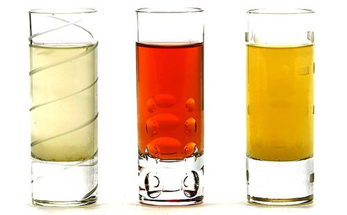 """We have strawberry-infused sake, citrus-infused sake and pineapple-infused sake. These recipes are all pretty simple -- but they involve a time commitment. The infusing process for the strawberry and citrus sakes can take up to four days, while the pineapple sake is a relatively speedy 30 minutes, plus time to chill it. <i>Kanpai</i>!! (Okay this one is easy)<br> <br> <a href=""""http://www.latimes.com/features/food/la-fo-citrus-sake-s,0,369263.story"""" target=new>Lime-infused sake</a><br> <br> <a href=""""http://www.latimes.com/features/food/la-fo-infused-vodkas-s,0,3116138.story"""" target=new>Strawberry-infused sake</a><br> <br> <a href=""""http://www.latimes.com/features/food/la-fo-pineapple-sake-s,0,1346646.story"""" target=new>Pineapple-infused sake</a>"""