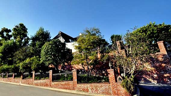 Diane Disney Miller, Walt Disney's elder daughter, grew up in the Los Feliz house.