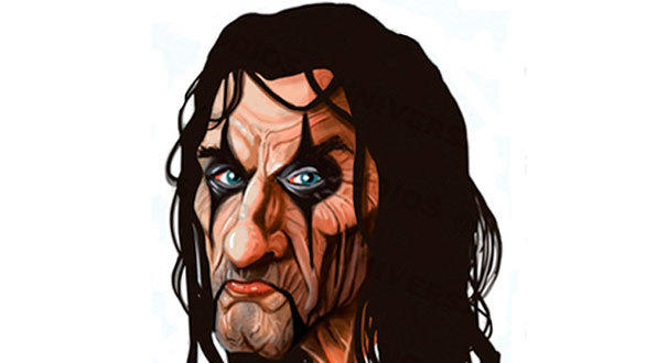 Alice Cooper: Welcome to My Nightmare haunted maze at Halloween Horror Nights