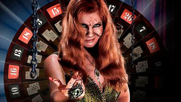 Lady Luck, the icon of Halloween Horror