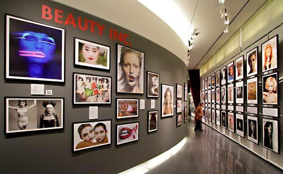 "The Annenberg Space for Photography's ""Beauty Culture"" exhibition in Century City runs through Nov. 27."