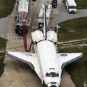 Space Shuttle Atlantis landing