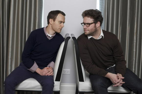 Will Reiser and Seth Rogen