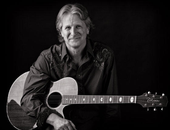 Singer-songwriter Lewis McGehee