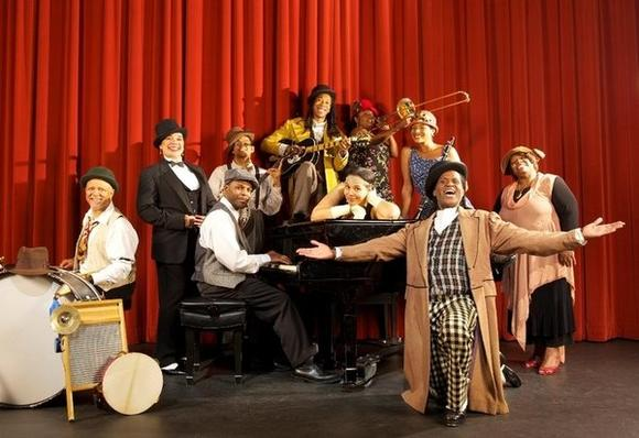 """Keep a Song in Your Soul: The Black Roots of Vaudeville"" will have its premiere at the Old Town School of Folk Music."
