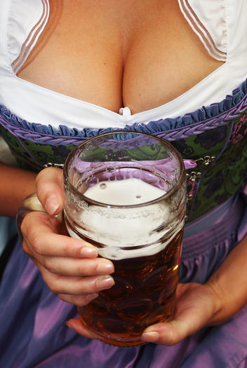 Mmm ... beer.