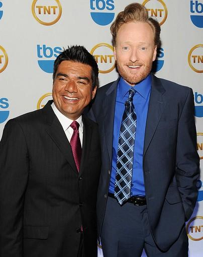 "We like <a class=""taxInlineTagLink"" id=""PECLB003322"" title=""Conan O'Brien"" href=""/topic/entertainment/conan-obrien-PECLB003322.topic"">Conan O'Brien</a>. Many people do. We also like <a class=""taxInlineTagLink"" id=""PECLB0017764637"" title=""George Lopez "" href=""/topic/entertainment/television/george-lopez--PECLB0017764637.topic"">George Lopez</a>, who consented to move his already-established late-night show on <a class=""taxInlineTagLink"" id=""ORCRP000017400"" title=""TBS (tv network)"" href=""/topic/economy-business-finance/media-industry/television-industry/tbs-%28tv-network%29-ORCRP000017400.topic"">TBS</a> to make room for Conan's new show -- all in an effort to help out the network that gave him a chance and to be a team player. We don't like that Lopez has now been cut from the team. The last episode, which included <a class=""taxInlineTagLink"" id=""PECLB002171"" title=""Arsenio Hall"" href=""/topic/entertainment/television/arsenio-hall-PECLB002171.topic"">Arsenio Hall</a>, <a class=""taxInlineTagLink"" id=""PECLB005309"" title=""Eva Longoria"" href=""/topic/entertainment/television/eva-longoria-PECLB005309.topic"">Eva Longoria</a> and a couple of Lakers, was a great farewell, and was a reminder of how refreshing TV can be with different (i.e., ethnically diverse) voices adding to the chorus of late-night chatter."
