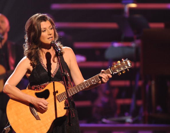 Queen of Christian Pop Amy Grant is 51.