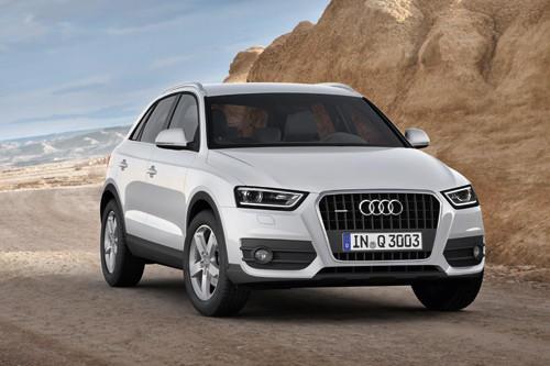 The forthcoming Audi Q3