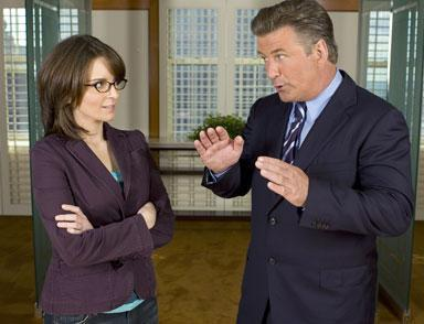 Tina Fey and Alec Baldwin must have been put on this Earth to act together because they are awesome.