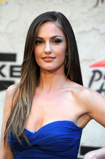 Will OWS set its sights on Minka Kelly next?