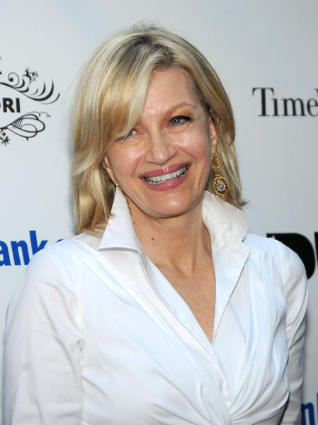 Newswoman and former beauty queen Diane Sawyer celebrates her 66the birthday.