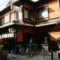 Japan, Kyoto restaurant