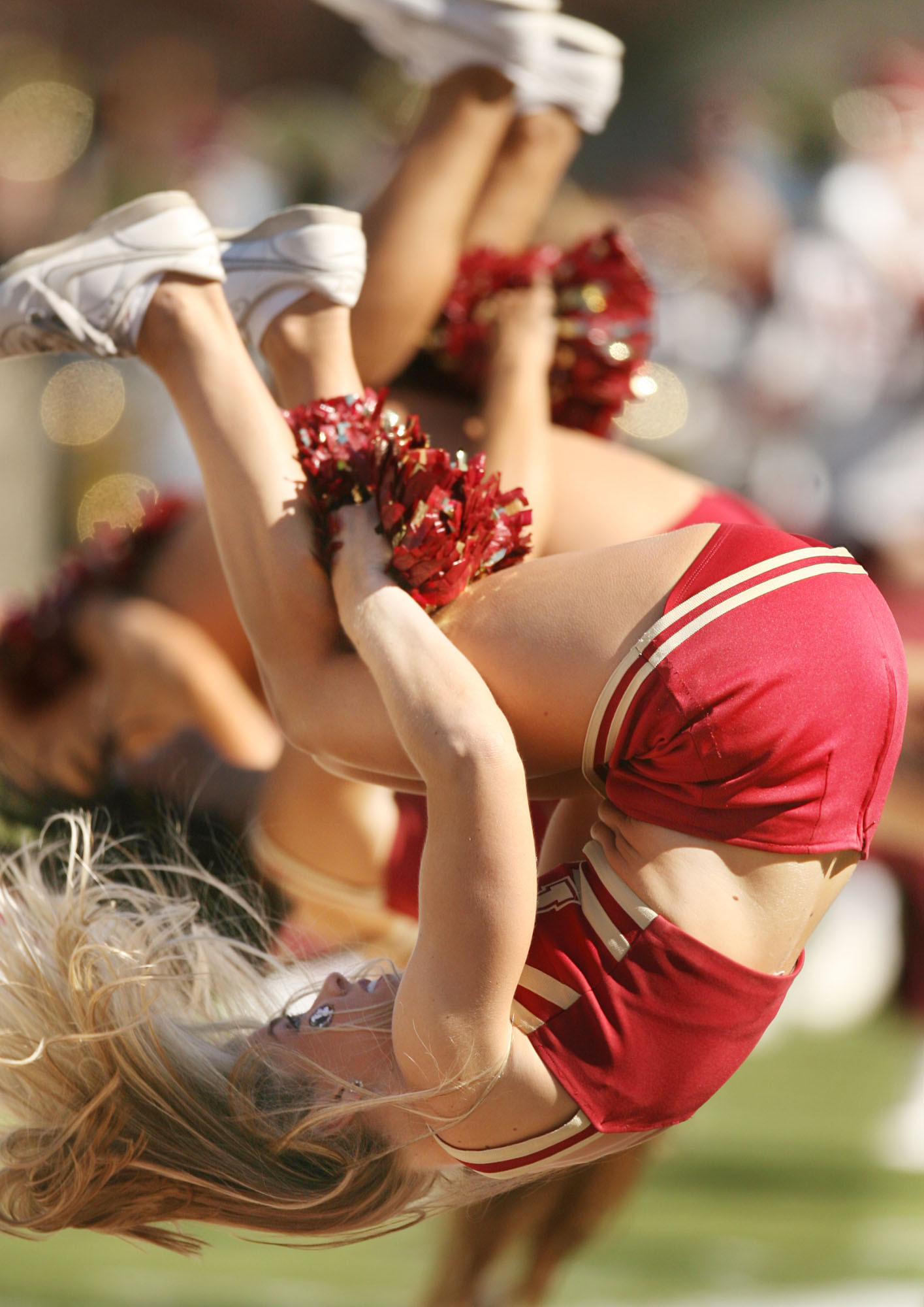 Photos: Florida State football fans and cheerleaders - FSU vs. Maryland