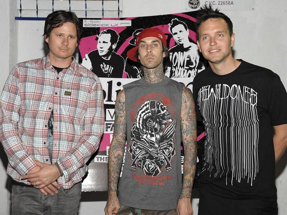 According to b readers, Blink-182 has some of the best music so far this year.