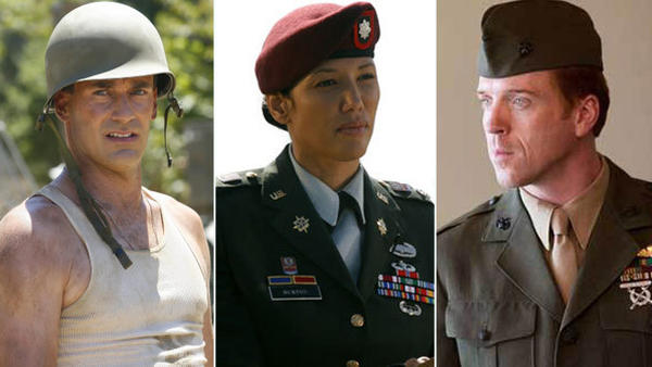 TV's Top Veterans: Each year, on Memorial Day and Veterans Day, Americans pause to honor real-life veterans. But its also fun to look at the fictitious veterans on some of our favorite current and recent TV shows. From Iraq to Afghanistan to a Galaxy Far Far Away, here are Zap2its favorite TV veterans.