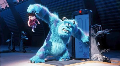 "Who he is: Monster James P. ""Sulley"" Sullivan, scare technician 