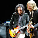 Guitarist Mike Campbell