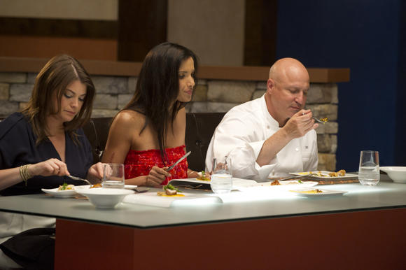 We're not sure the judges are liking what they're trying