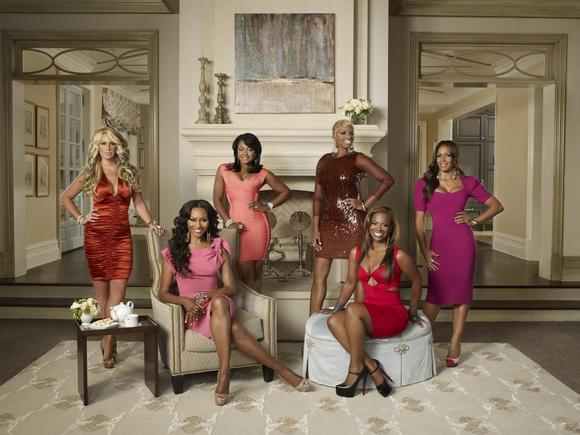 "The ""RHOA"" gang is back for Season 4 on Sunday."