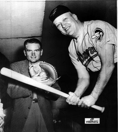 From 1955-61, Paul Richards compiled a 517-539 record as Orioles manager.