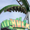 Universal Orlando's The Incredible Hulk