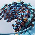 SeaWorld Orlando's Kraken